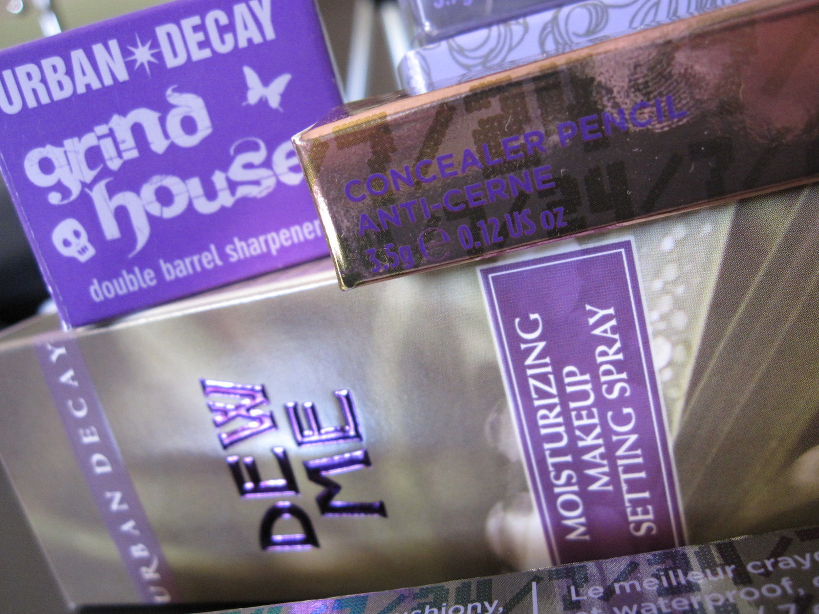 Urban Decay Pulls of China