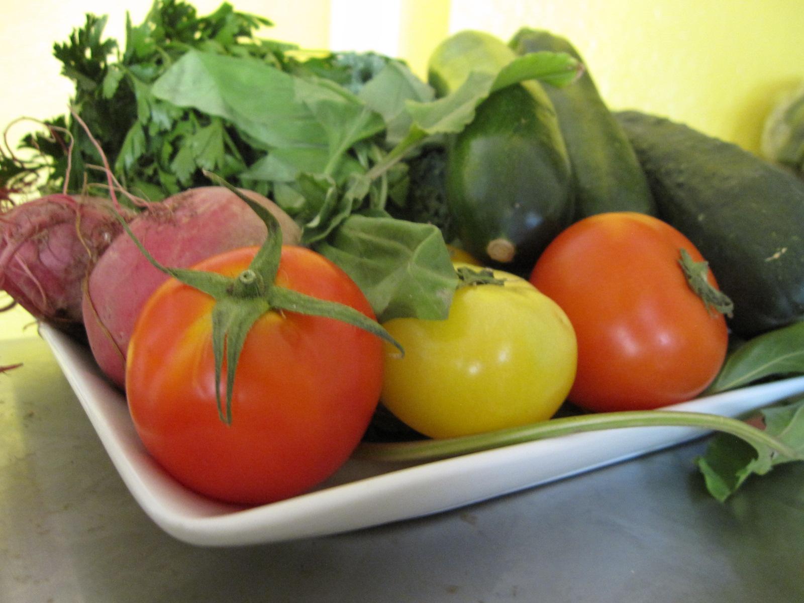 Veganic Farmbox Haul!