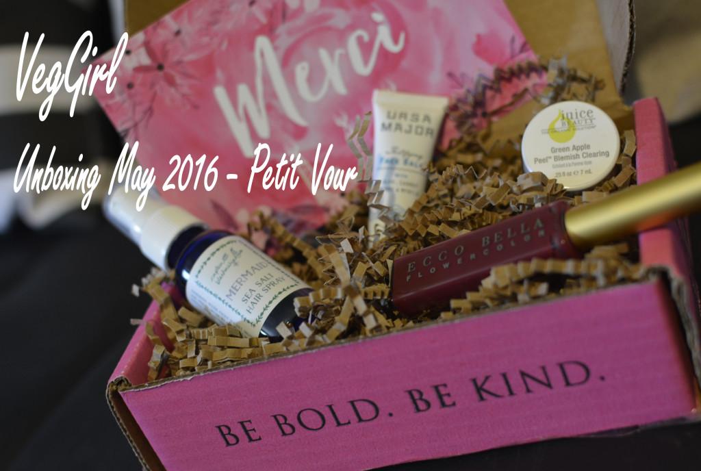 Veg Girl Petit Vour May 2016